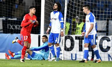 FOTBAL:CS UNIVERSITATEA CRAIOVA-FC STEAUA BUCURESTI, LIGA 1 BETANO (29.10.2017)