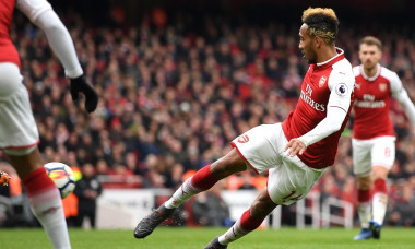 aubameyang arsenal record