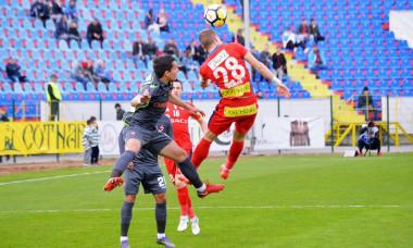 FOTBAL:FC BOTOSANI-DINAMO, PLAY OUT, LIGA 1 BETANO (3.04.2018)