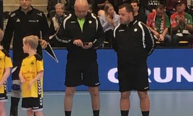 arbitri romani EHF