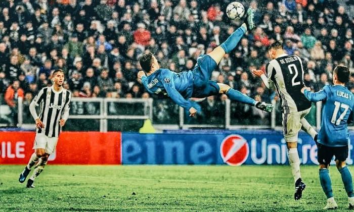 Cristiano Ronaldo foarfeca