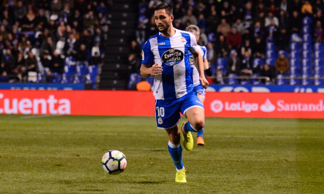 'Florin Andone minge Deportivo