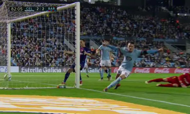 captura gol celta
