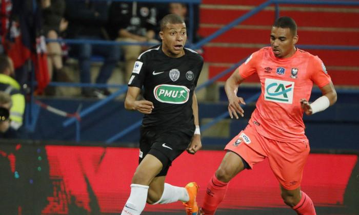 Mbappe PSG finala Cupei
