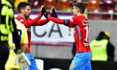 FOTBAL:FC STEAUA BUCURESTI-JUVENTUS BUCURESTI, LIGA 1 BETANO (3.12.2017)
