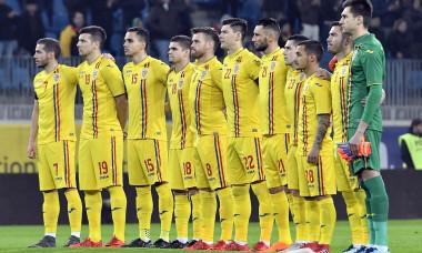FOTBAL:ROMANIA-SUEDIA, AMICAL (27.03.2018)