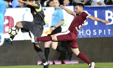 FOTBAL:FC VOLUNTARI-DINAMO BUCURESTI, PLAY OUT LIGA 1 BETANO (13.04.2018)
