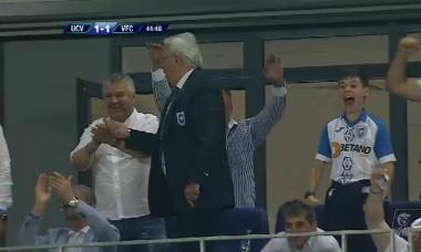 Marcel Popescu gest obscen
