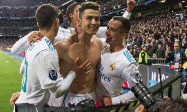 real madrid lucas cristiano