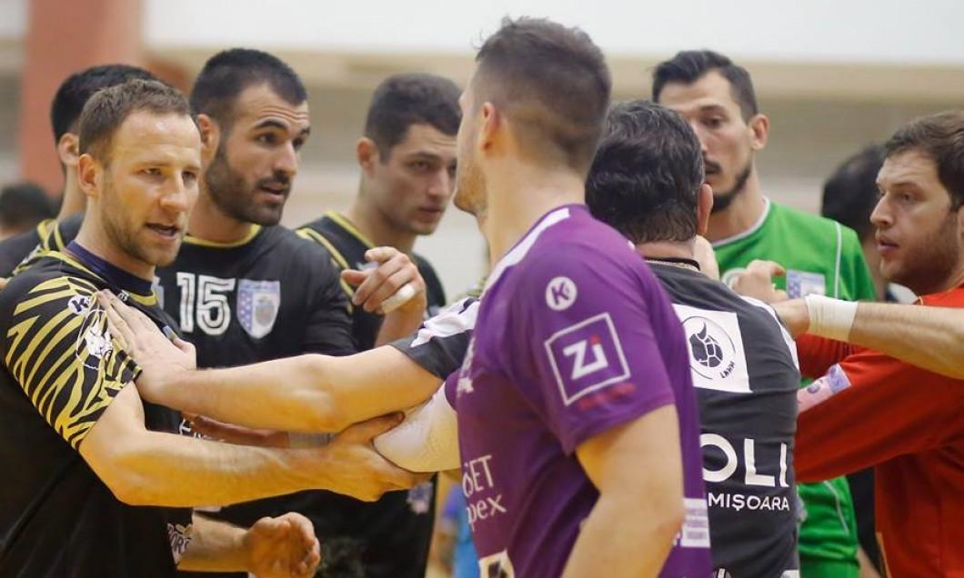 scm poli csm bucuresti handbal liga nationala