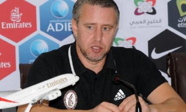 Reghe Al Wahda conferinta