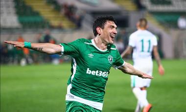 Keseru gol Ludogorets