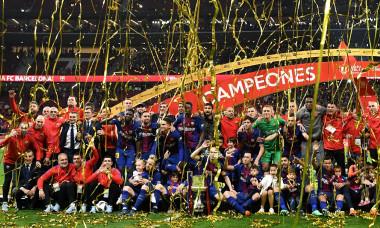 Barcelona v Sevilla - Spanish Copa del Rey Final