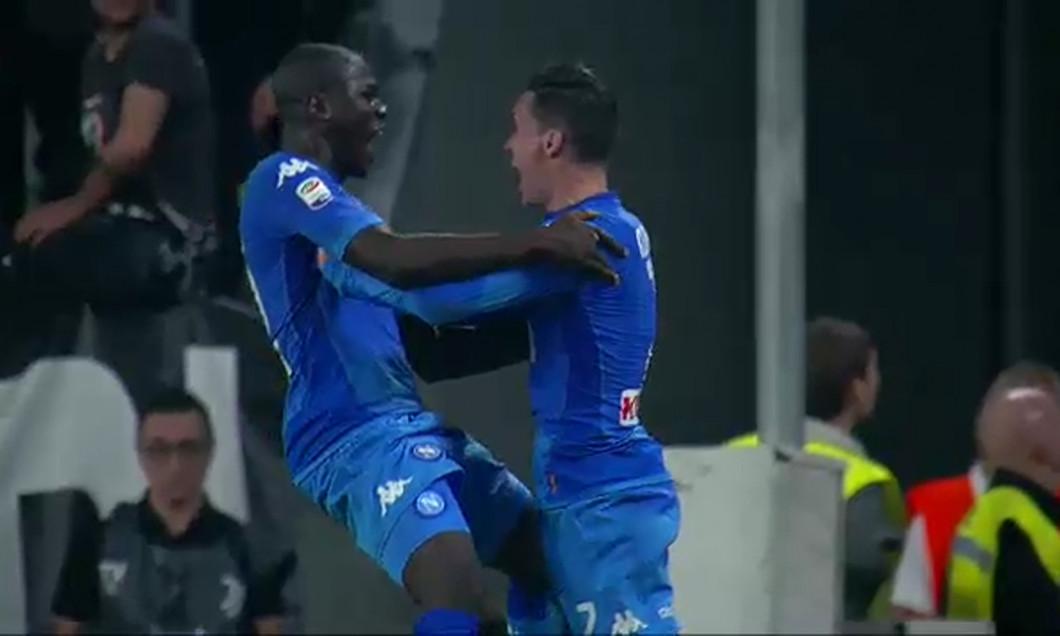 captura gol napoli