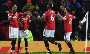 Martial Manchester UNitedUnited v Stoke City - Premier League