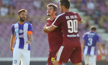 FOTBAL:ACS POLI TIMISOARA-FC VOLUNTARI, LIGA 1 BETANO (4.05.2018)