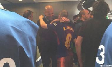 Zidane Iniesta
