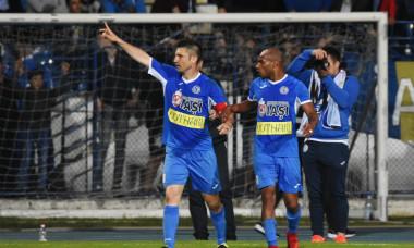 FOTBAL:CSM IASI-FC STEAUA BUCURESTI, PLAY OFF, LIGA 1 BETANO (7.05.2018)
