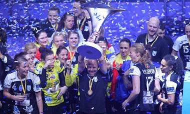 CSM Bucuresti campioana Europei