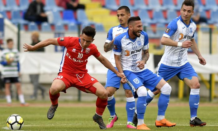 FOTBAL:FC BOTOSANI-CS UNIVERSITATEA CRAIOVA, CUPA ROMANIEI (9.05.2018)