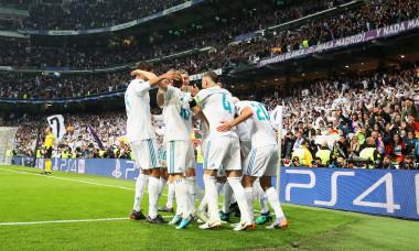 Real Madrid v Bayern Munchen