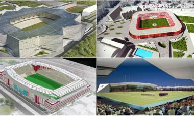 colaj stadioane noi