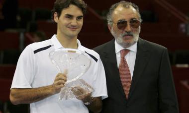 Federer Tiriac