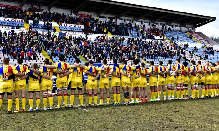 Rugby Romania nationala