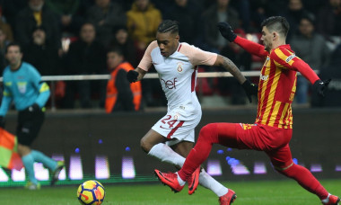 Kayserispor v Galatasaray: Turkish Super Lig