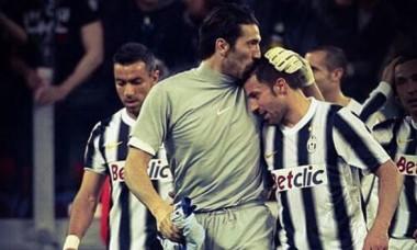 Buffon Del Piero