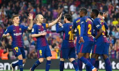 Barcelona v Villarreal - La Liga