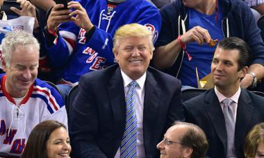 Trump si McEnroe