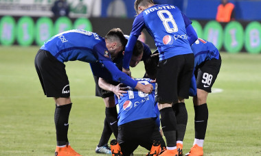 FOTBAL:FC VIITORUL-CSM POLITEHNICA IASI, PLAY OFF LIGA 1 BETANO  (11.05.2018)