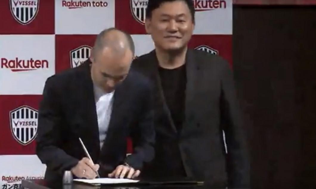 Iniesta Contract 3