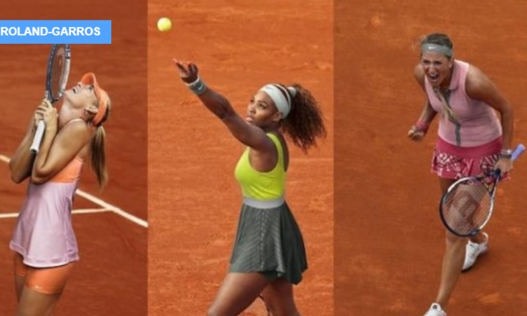 Sharapova azarenka williams