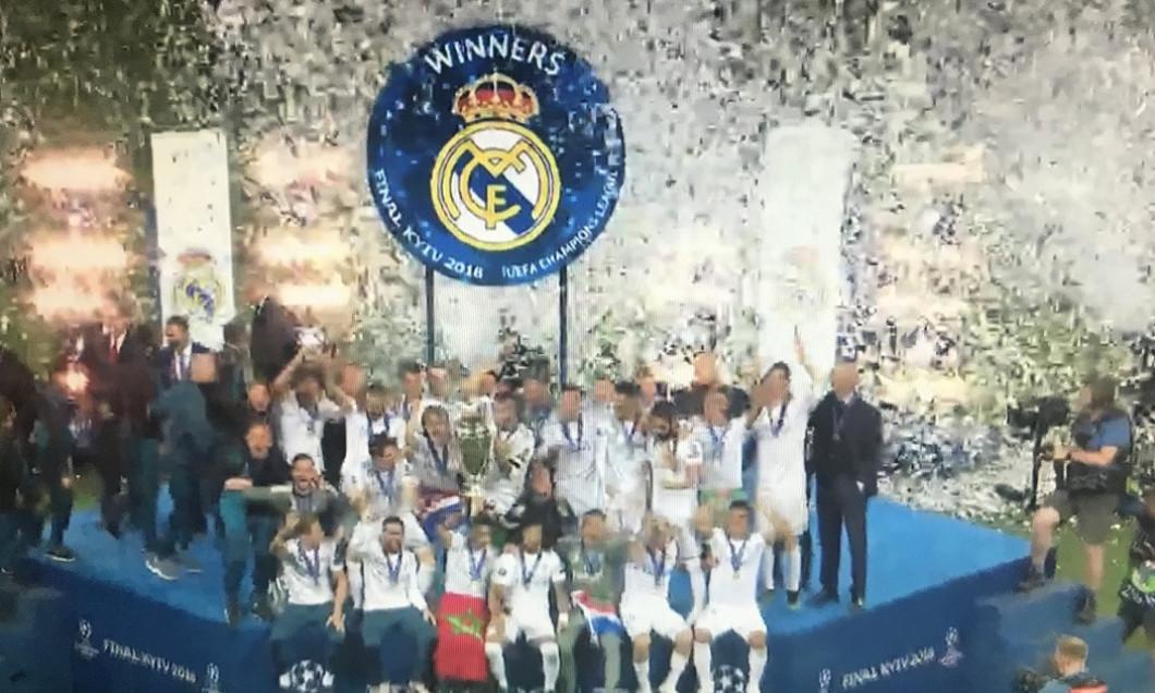 real madrid trofeu
