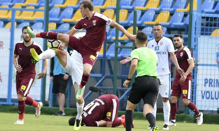 FOTBAL:FC VOLUNTARI-FC BOTOSANI, PLAYOUT LIGA 1 BETANO (20.05.2018)