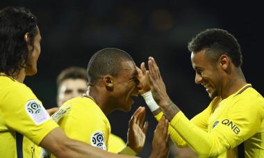 Cavani Mbappe Neymar