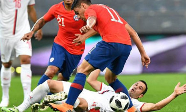 Serbia amical Chile