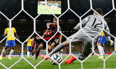 Brazilia Germania CM 2014 poarta