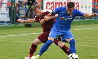 FOTBAL:FC VOLUNTARI-CHINDIA TARGOVISTE, BARAJ DE PROMOVARE, LIGA 1(9.06.2018)