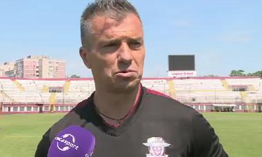 Pancu inainte de Steaua