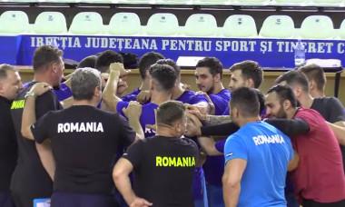 handbal romania