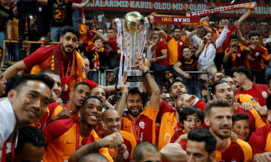 Galarasaray campioana Turcia 2018