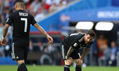 Argentina v Iceland: Group D - 2018 FIFA World Cup Russia