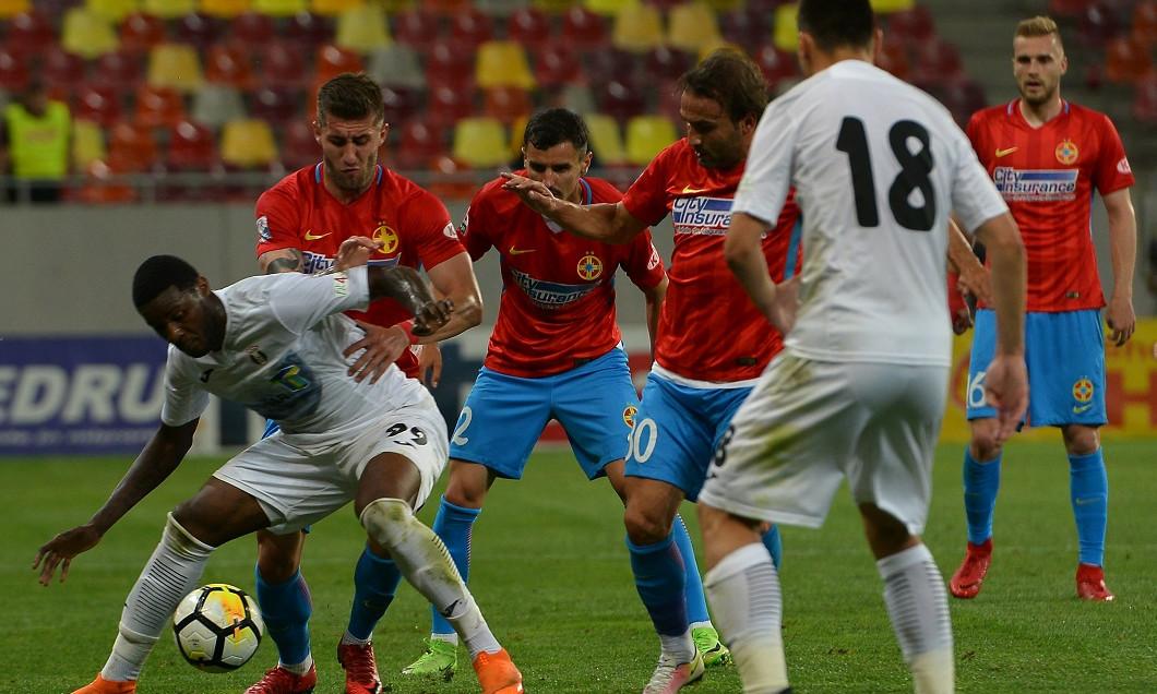 FOTBAL:FC STEAUA BUCURESTI-ASTRA GIURGIU, PLAYOFF LIGA 1 BETANO (20.05.2018)