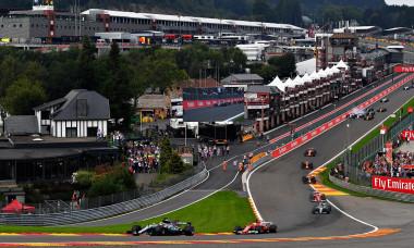 Spa-Francorchamps f1