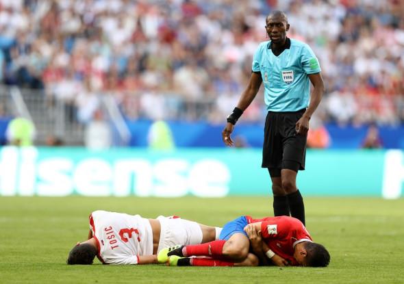 Costa Rica v Serbia: Group E - 2018 FIFA World Cup Russia