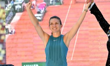 Simona Halep sarbatoare Arena Nationala 4