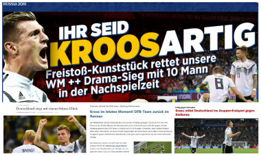 presa germania kroos